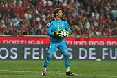switzerland goalkeeper yann sommer during match