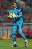 lisbon portugal switzerland goalkeeper yann sommer