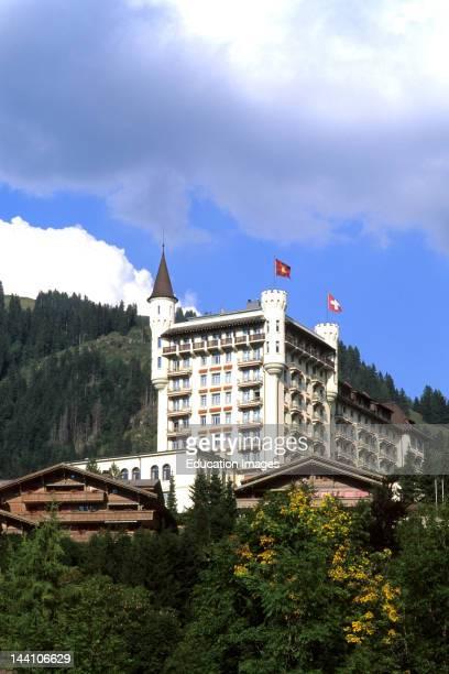 Switzerland Gstaad Palace Hotel