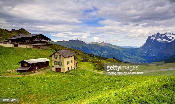 Switzerland landscape