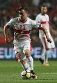 lisbon portugal switzerland midfielder xherdan shaqiri