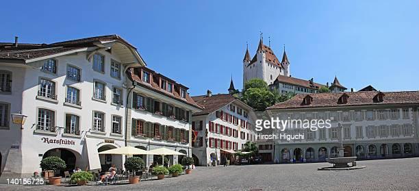 Switzerland, Thun