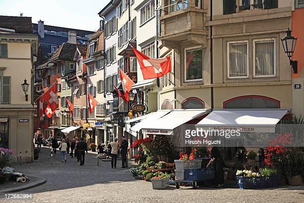 switzerland, zürich - zurich stock photos and pictures