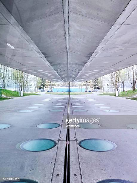 Switzerland, Zurich, underpass