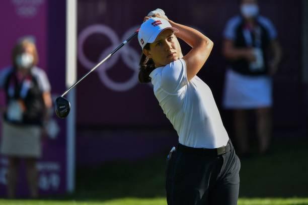 JPN: Golf - Olympics: Day 14