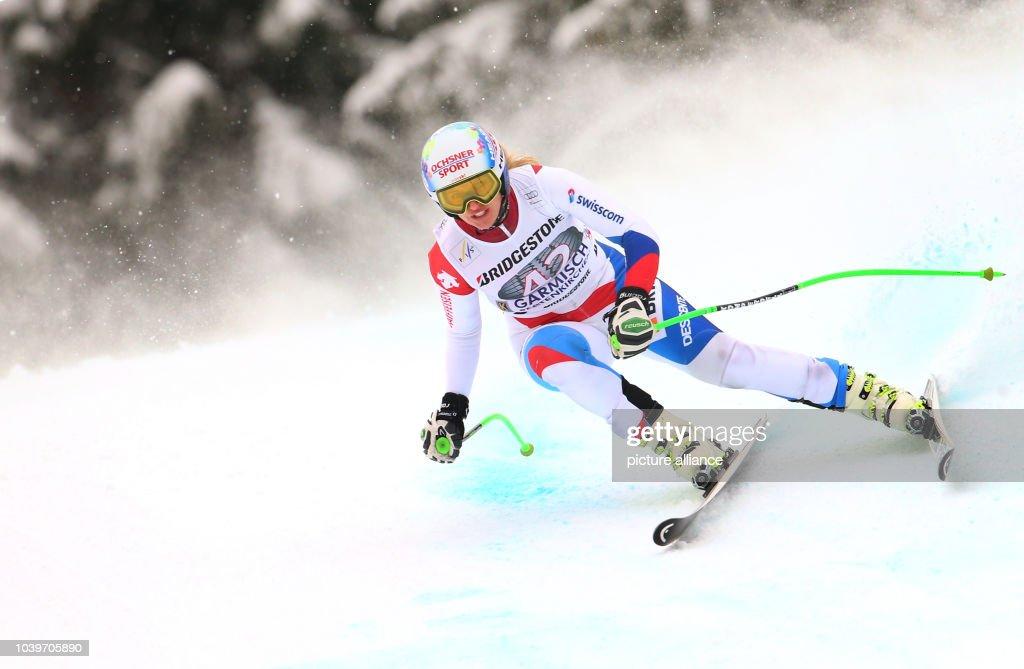 Alpine Skiing World Cup in Garmisch-Partenkirchen : News Photo