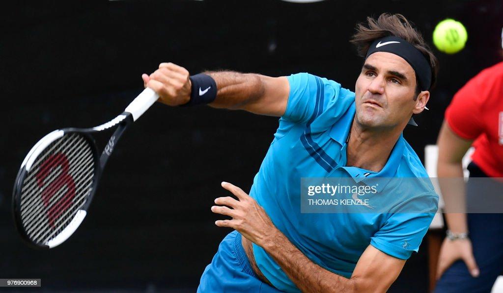 TENNIS-ATP-GER-2018 : Nachrichtenfoto