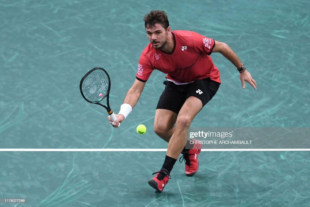 TENNIS-ATP-FRA : Foto jornalística