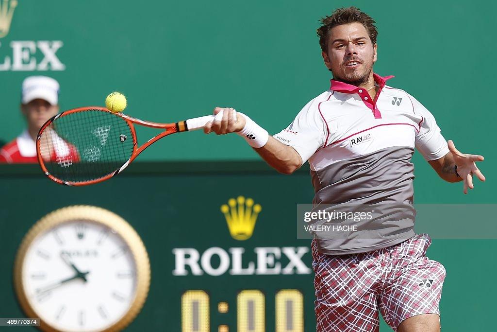TENNIS-ATP-MON : News Photo