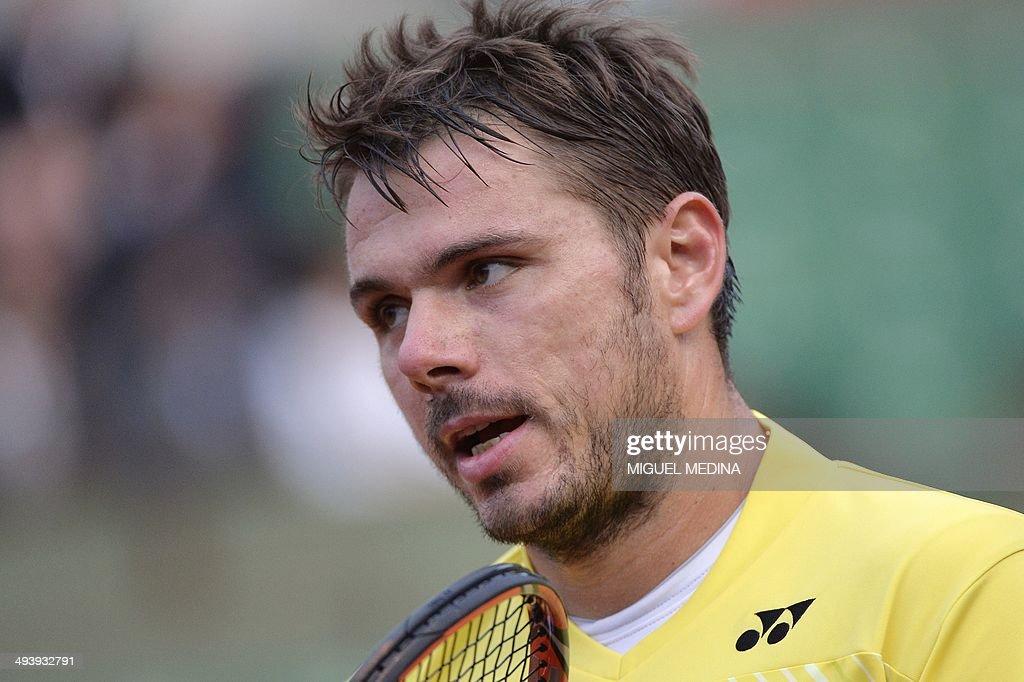 TENNIS-FRA-OPEN-MEN : News Photo