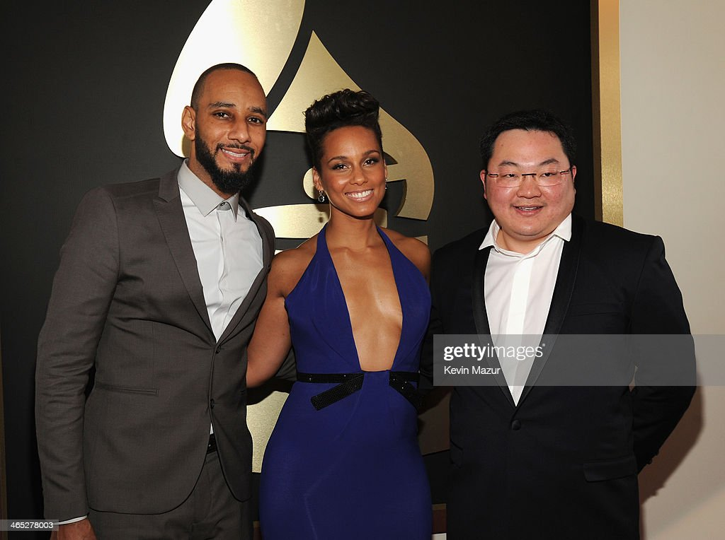 56th GRAMMY Awards - Red Carpet : News Photo