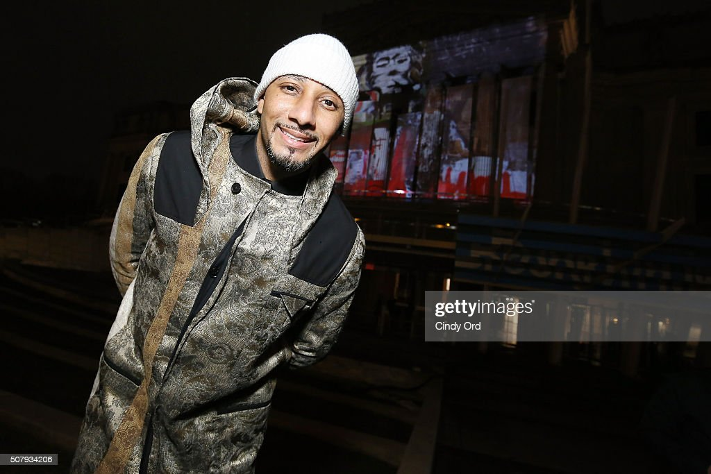 Swizz Beatz Partners With Canon Rebel With A Cause to Showcase #TheUnknowns - Day 1