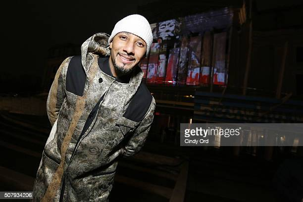 Swizz Beatz and Canon celebrate the 25th anniversary of the Canon EOS Rebel SLR Camera with Rebel With A Cause to showcase #TheUnknowns on February 1...