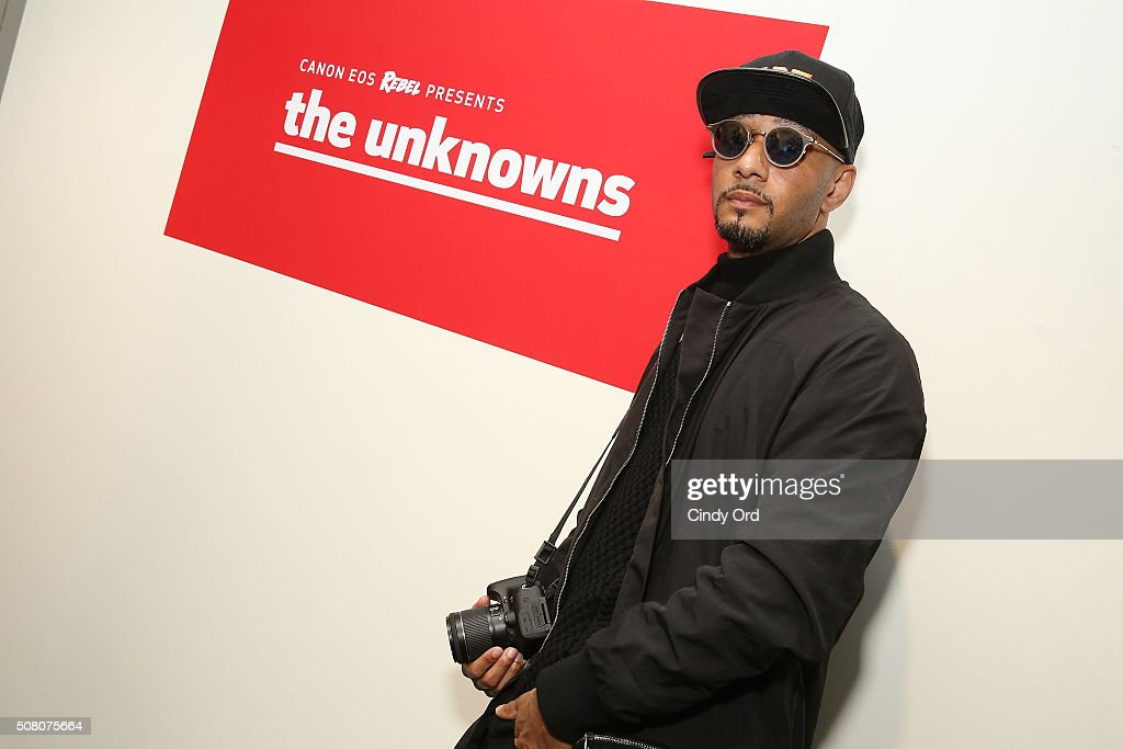 Swizz Beatz Partners With Canon Rebel With A Cause to Showcase #TheUnknowns - Day 2