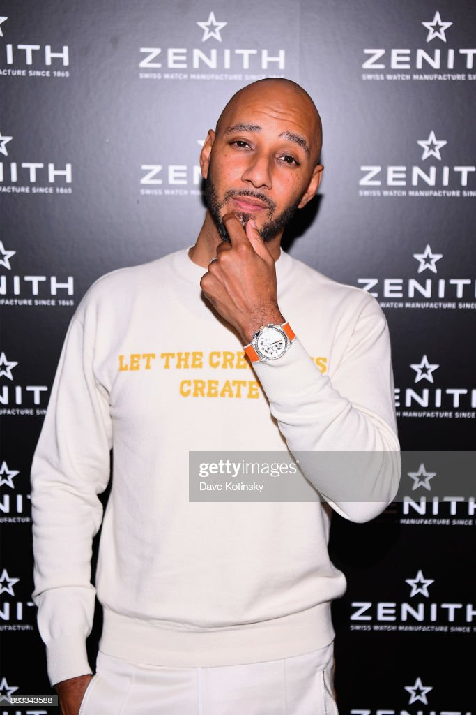 Zenith Watches And Swizz Beatz Celebrate The Launch Of The Defy Collection