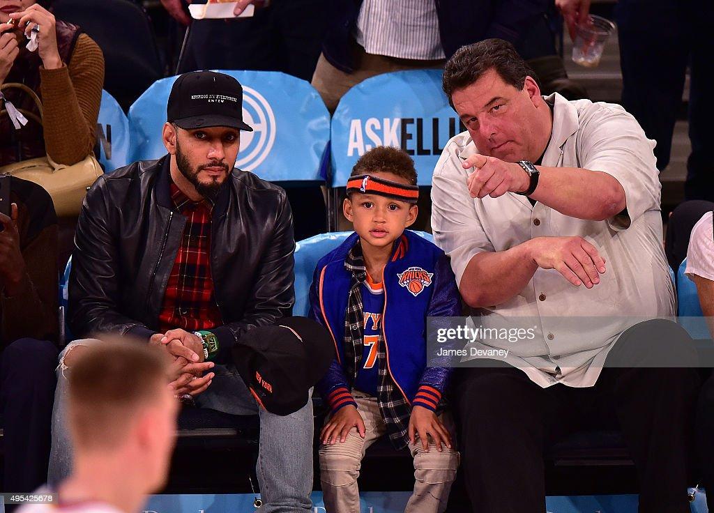 Celebrity Sightings In New York City - November 02, 2015