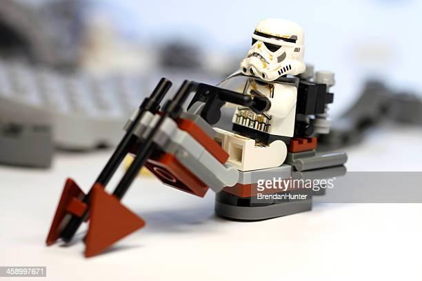coup - lego star wars photos et images de collection