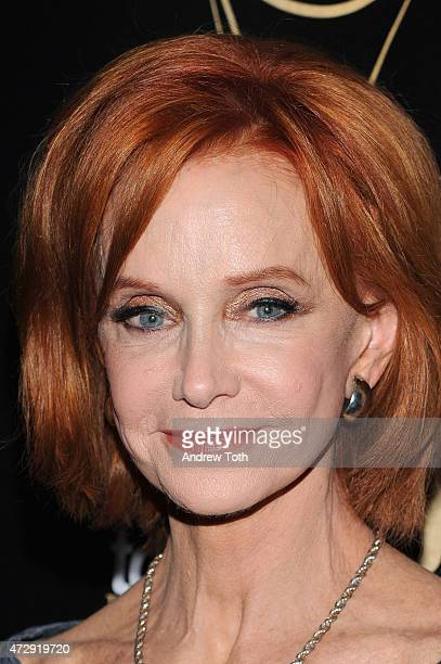 Swoosie Kurtz attends the 30th Annual Lucille Lortel Awards at NYU Skirball Center on May 10 2015 in New York City