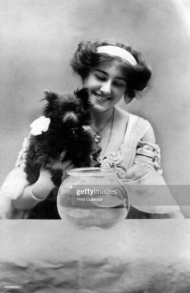 Sybil Arundale (1882-1965), English actress, 1900s.Artist: Lemeilleur : News Photo