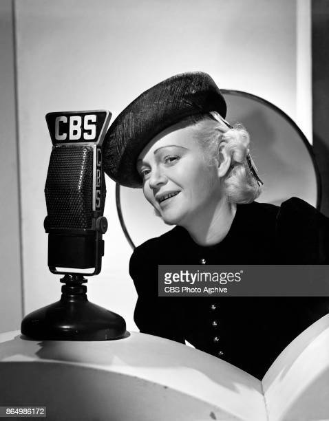 Sybil Chisholm Bock organist on the CBS Radio program 'Lum and Abner' poses for a portrait in New York City Image dated February 28 1938 New York NY