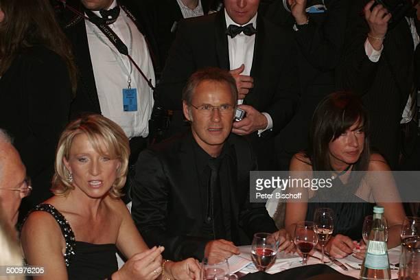 Sybille Beckenbauer Reinhold Beckmann Ehefrau Kerstin CharityVeranstaltung 10 UnescoBenefizGala Köln Deutschland Europa Maritim Hotel BallSaal...