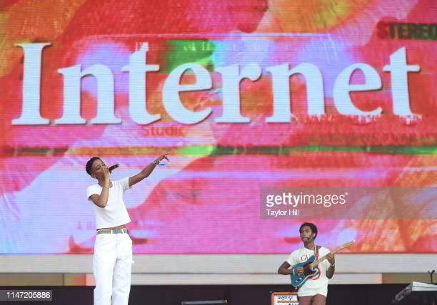 Syd Tha Kid of The Internet performs onstage for Day 1 of 2019 Governors Ball Music Festival at Randall's Island on May 31 2019 in New York City