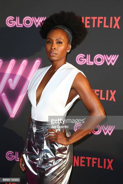 Sydelle Noel arrives at the premiere Of Netflix's 'GLOW' at The Cinerama Dome on June 21 2017 in Los Angeles California