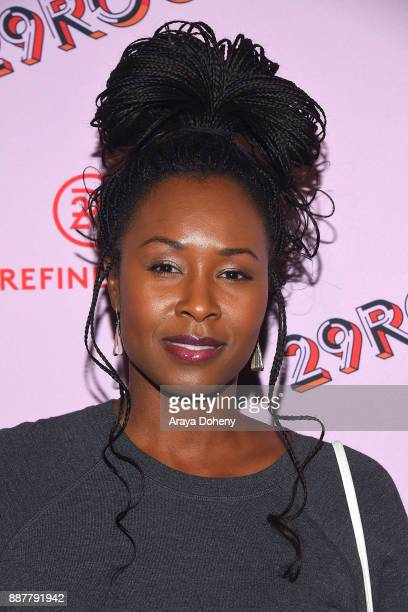 Sydelle Noel attends Refinery29 29Rooms Los Angeles Turn It Into Art at ROW DTLA on December 6 2017 in Los Angeles California