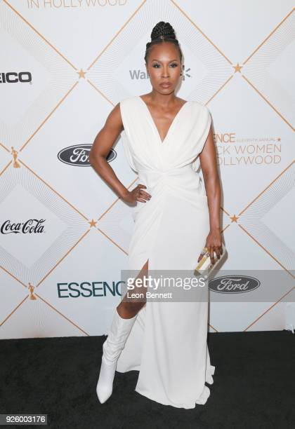 Sydelle Noel attends the 2018 Essence Black Women In Hollywood Oscars Luncheon at Regent Beverly Wilshire Hotel on March 1 2018 in Beverly Hills...