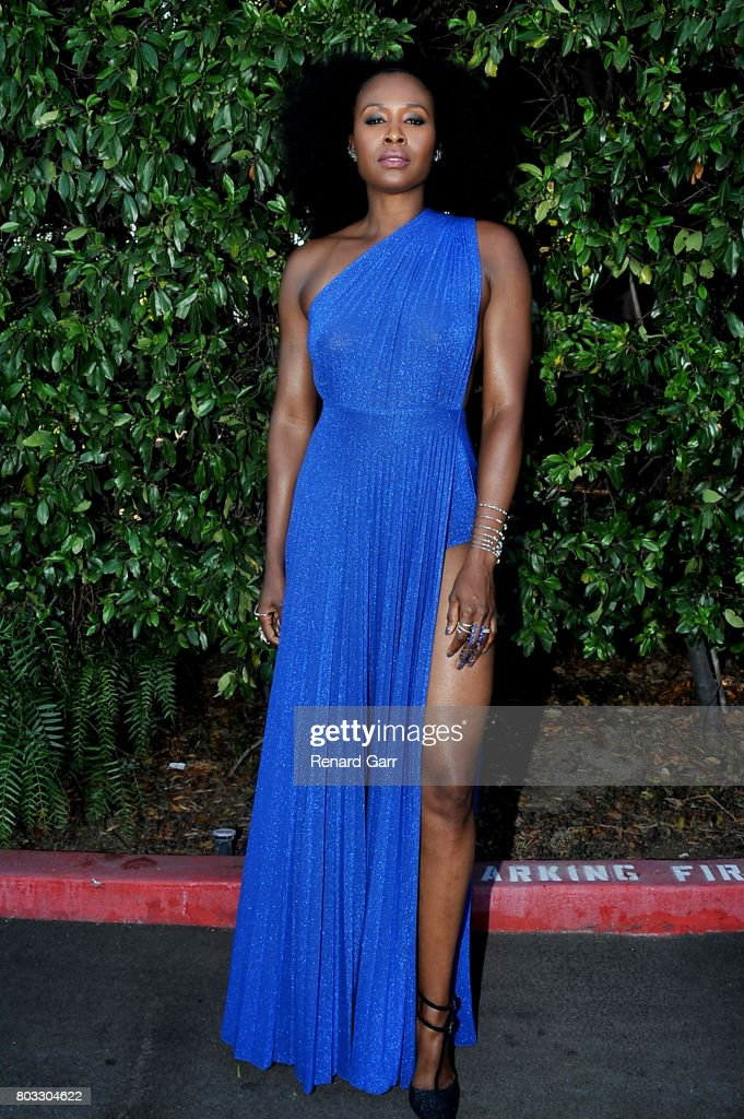 Sydelle Noel attends the 43rd Annual Saturn Awards at The Castaway on June 28, 2017 in Burbank, California.