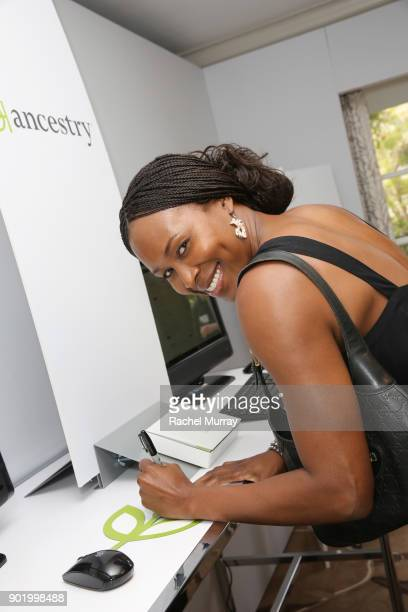 Sydelle Noel attends the HBO LUXURY LOUNGE presented by ANCESTRY on January 6 2018 in Beverly Hills California