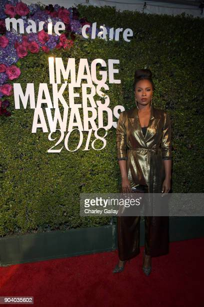 Sydelle Noel attends the Marie Claire's Image Makers Awards 2018 on January 11 2018 in West Hollywood California