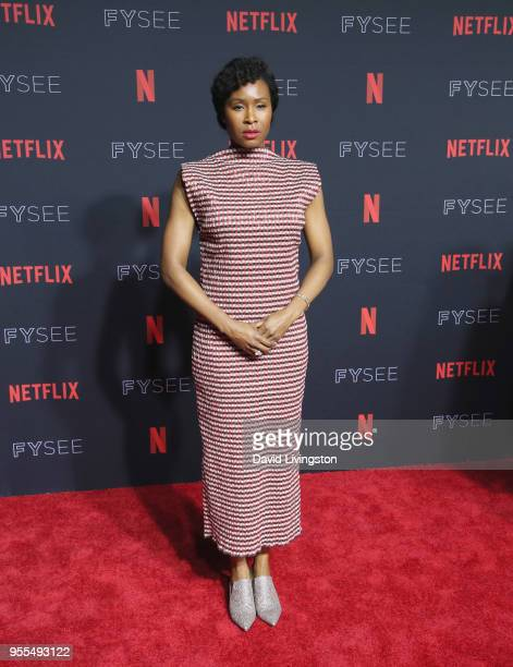 Sydelle Noel attends the Netflix FYSEE Kick-Off at Netflix FYSEE At Raleigh Studios on May 6, 2018 in Los Angeles, California.
