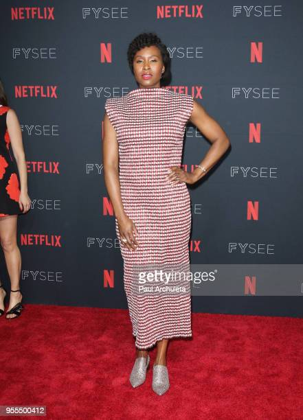 Sydelle Noel attends the Netflix FYSEE KickOff at Netflix FYSEE At Raleigh Studios on May 6 2018 in Los Angeles California
