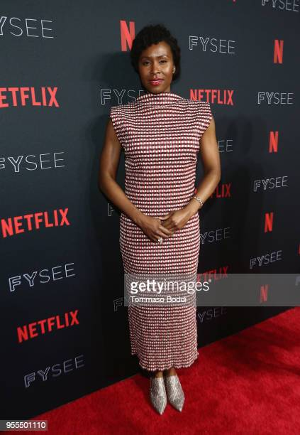 Sydelle Noel attends the Netflix FYSEE KickOff Event at Netflix FYSEE At Raleigh Studios on May 6 2018 in Los Angeles California