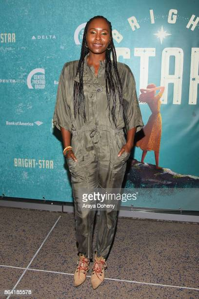 Sydelle Noel attends the opening night of 'Bright Star' at Ahmanson Theatre on October 20 2017 in Los Angeles California