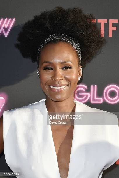 Sydelle Noel attends the Premiere Of Netflix's 'GLOW' Arrivals at The Cinerama Dome on June 21 2017 in Los Angeles California