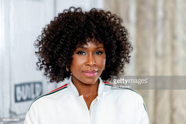 Sydelle Noel discusses 'GLOW' with the Build Series at Build Studio on May 18 2018 in New York City
