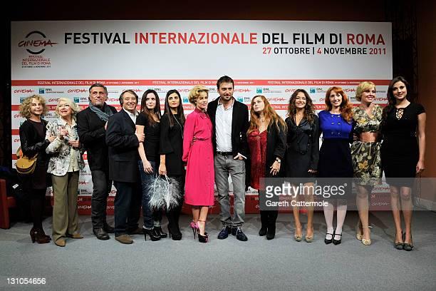 Sydne Rome Gisella Sofio Andrea Roncato guest guest guest Micaela Ramazzotti Cesare Cremonini Stefania Barca Sara Pastore Rita Carlini Manuela...