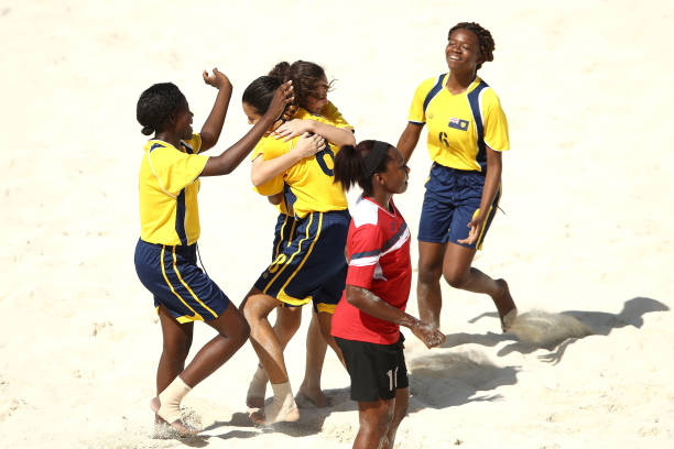 BHS: 2017 Youth Commonwealth Games - Beach Soccer