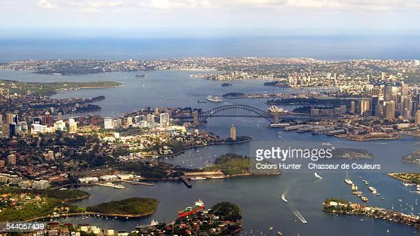 Sydney Aerial Shot