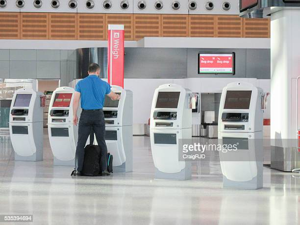 Sydney Airport Self Check In
