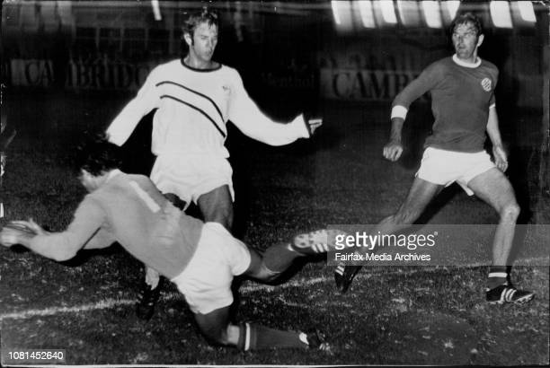 Sydney Athletic Field Ampol cup intercity finalWestern suburbs Sydney Vs Croatia Melbourne 13 April 07 1971