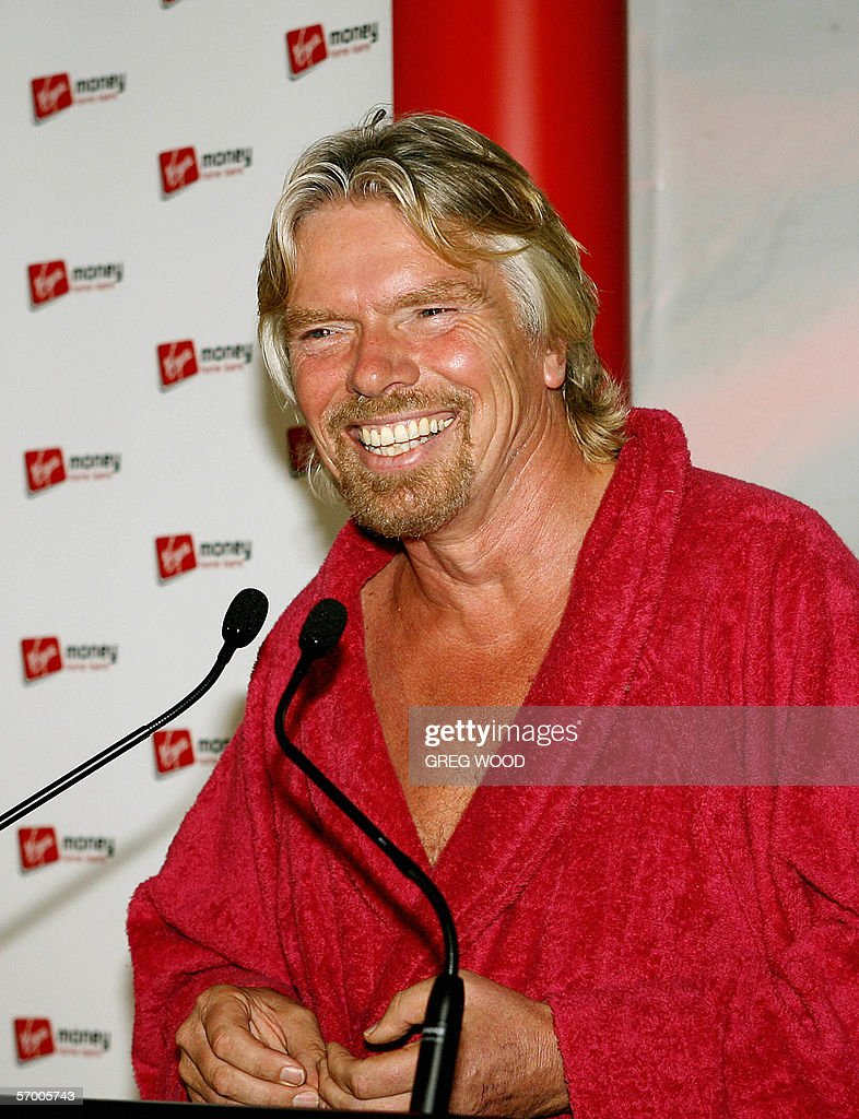 Richard Branson Launches Virgin Home Loans Photos and Images | Getty ...