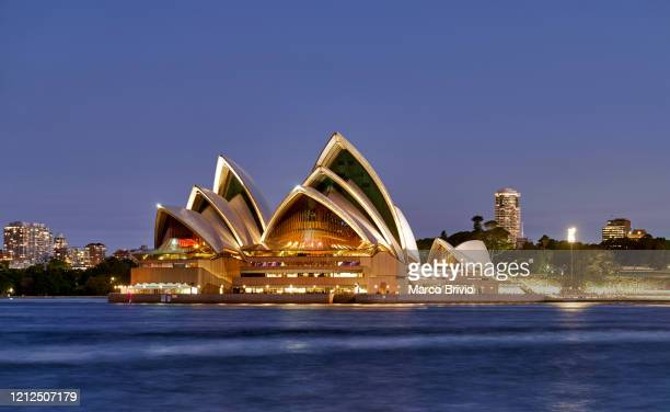 sydney australia. the opera house - marco brivio stock pictures, royalty-free photos & images