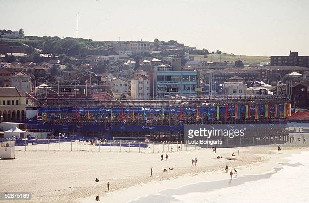 SYDNEY 2000 Sydney BEACHVOLLEYBALL STADION BONDI BEACH