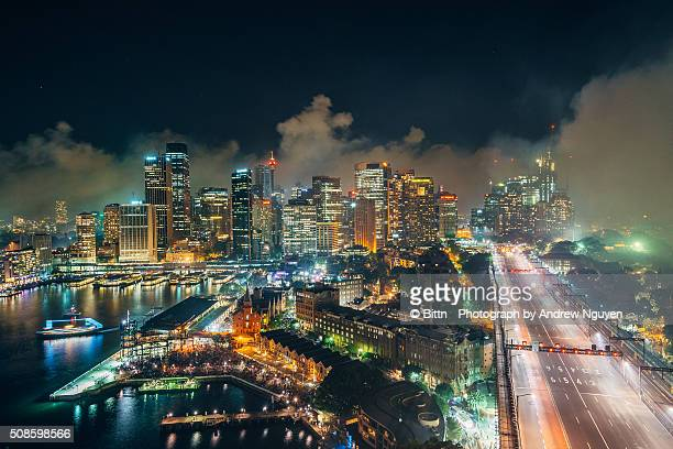 Sydney - CBD after NYE