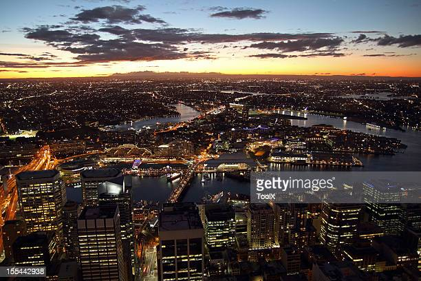 Sydney CBD and Darling Harbour