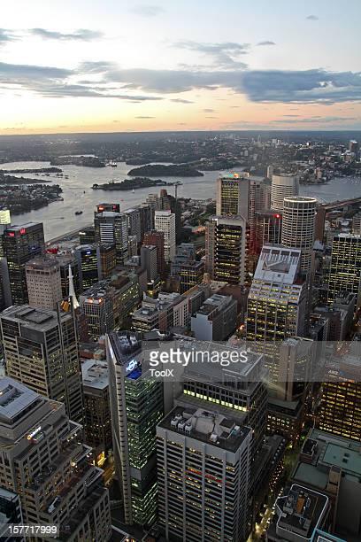 Sydney CBD and Darling Harbour