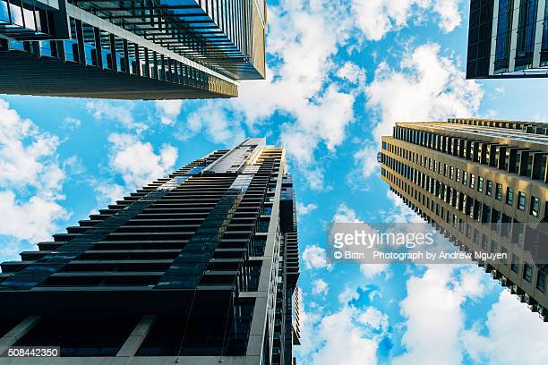 Sydney CBD Buildings